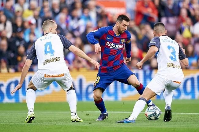 Lịch thi đấu bóng đá La Liga vòng 20