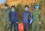 Bắt giữ hai người nhập cảnh trái phép từ Lào vào Việt Nam