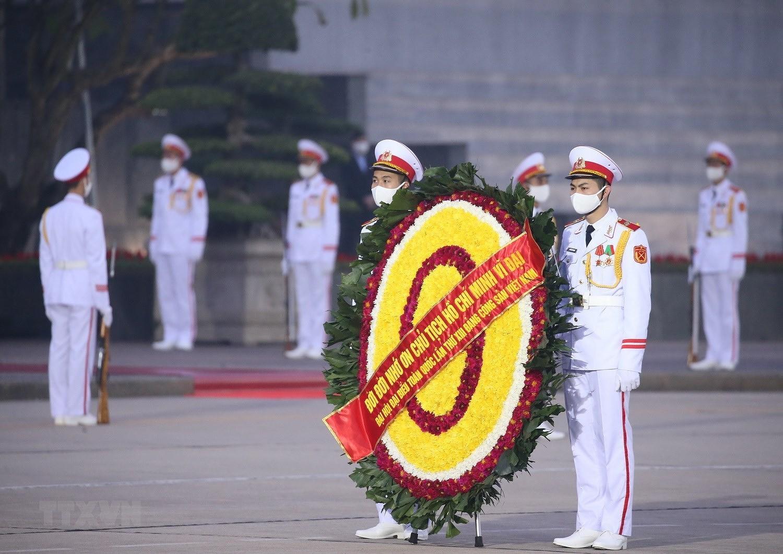 Chương trình tổng duyệt Đại hội XIII của Đảng