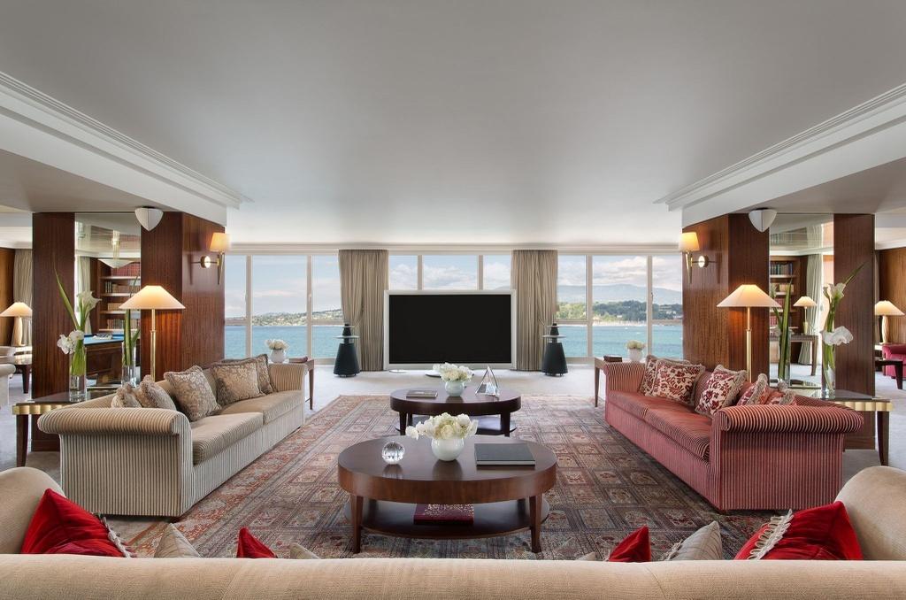 Những phòng khách sạn có giá từ 50.000 USD/đêm