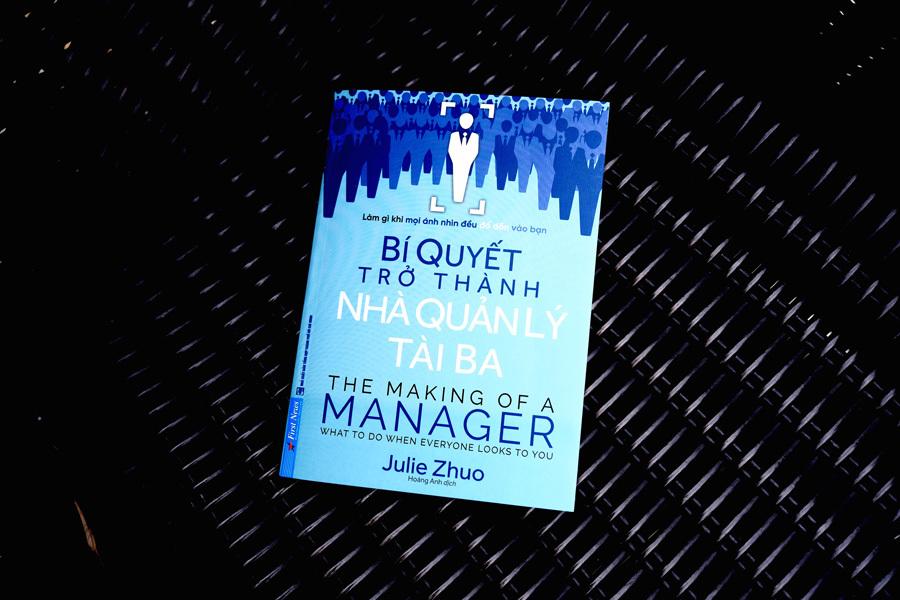 Bí quyết trở thành nhà quản lý tài ba