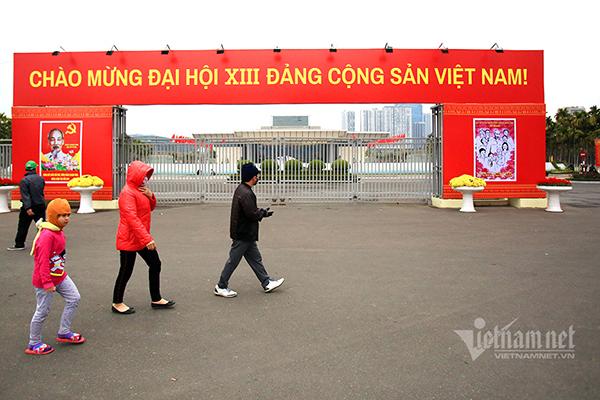 Thời tiết Hà Nội những ngày diễn ra Đại hội XIII của Đảng
