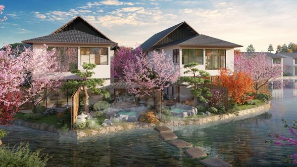 Sự kiện ra mắt Sun Onsen Village phiên bản giới hạn