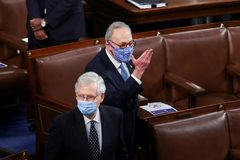 Cuộc chiến ngầm chia sẻ quyền lực ở Thượng viện Mỹ