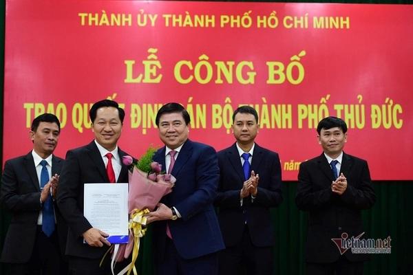 Bí thư Nguyễn Văn Nên: TP Thủ Đức sẽ là mô hình kiểu mẫu cho TP.HCM