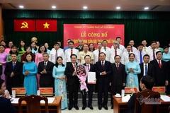 Ông Võ Tấn Quan làm Chánh văn phòng TP Thủ Đức