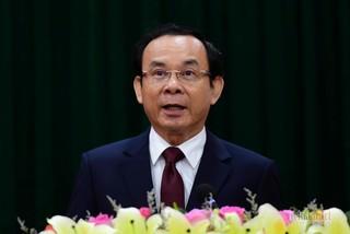 Bí thư TP.HCM: 'Rất xót xa khi nghe huyện Bình Chánh nói về cán bộ bị kỷ luật'