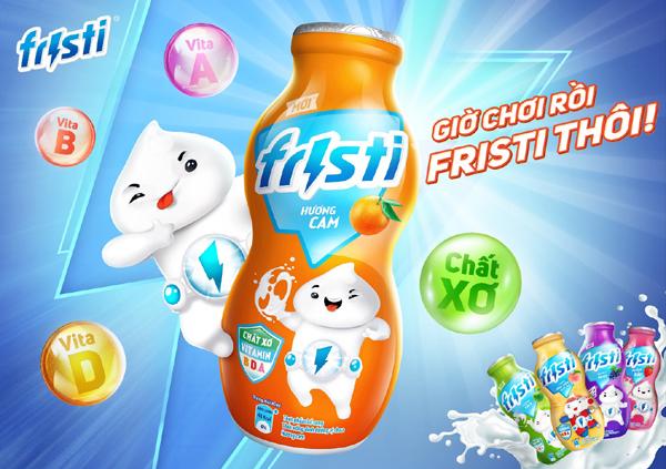 Fristi bắt tay VTV Digital xây chuỗi chương trình thiếu nhi trên nền tảng số