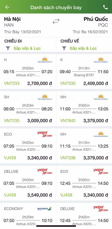 Chuyện lạ 2021: Giá vé máy bay đi chơi đắt hơn về quê ăn Tết