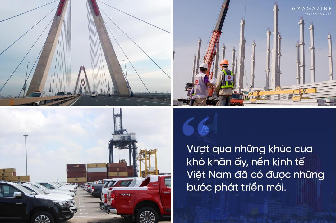 tăng trưởng GDP,kinh tế  Việt Nam,kinh tế tư nhân,Covid-19,thu nhập trung bình