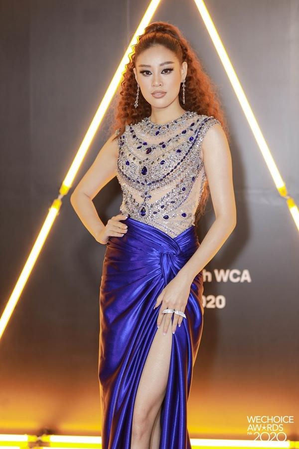 Thuỷ Tiên, Công Vinh cùng dàn Hoa hậu khoe sắc trên thảm đỏ