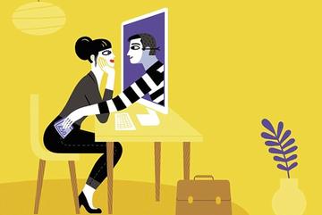 Interpol cảnh báo về chiêu trò lừa tiền thông qua các ứng dụng hẹn hò