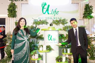 NSND Hồng Vân ra mắt dòng sản phẩm làm đẹp nguồn gốc thiên nhiên U.Life