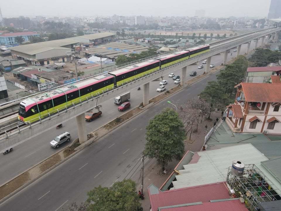 Đề xuất 40.500 tỷ làm tuyến nối metro số 3 từ ga Hà Nội đi Hoàng Mai