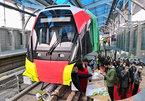 Nhon-Hanoi Railway Station Metro project open to public