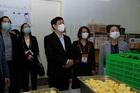 500 cán bộ y tế được huy động phục vụ Đại hội Đảng