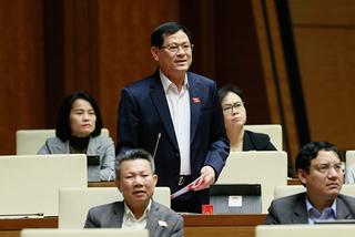 Tướng Nguyễn Hữu Cầu: Làm đại biểu Quốc hội, tôi chấm mình 7 điểm