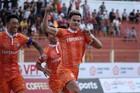 Bình Định 1-0 Sài Gòn: Học trò thầy Park ghi bàn đẹp mắt (H1)
