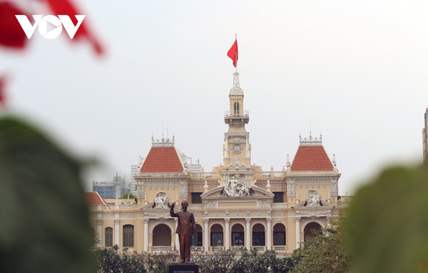 13th National Party Congress,HCM CITY
