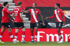 Southampton hất cẳng ĐKVĐ Arsenal ra khỏi FA Cup