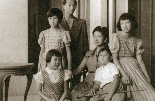 Con gái đầu của vua Bảo Đại qua đời tại Pháp