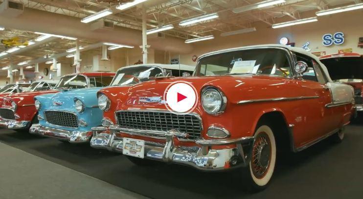 Bảo tàng Muscle Car đấu giá 200 chiếc xe cổ
