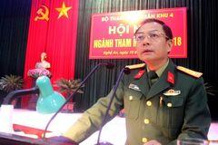 Thủ tướng bổ nhiệm 2 Phó Tư lệnh Quân khu
