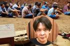 Triệt phá điểm đá gà do 'trùm' Hoàng Quí cầm đầu, thu giữ hơn 800 triệu