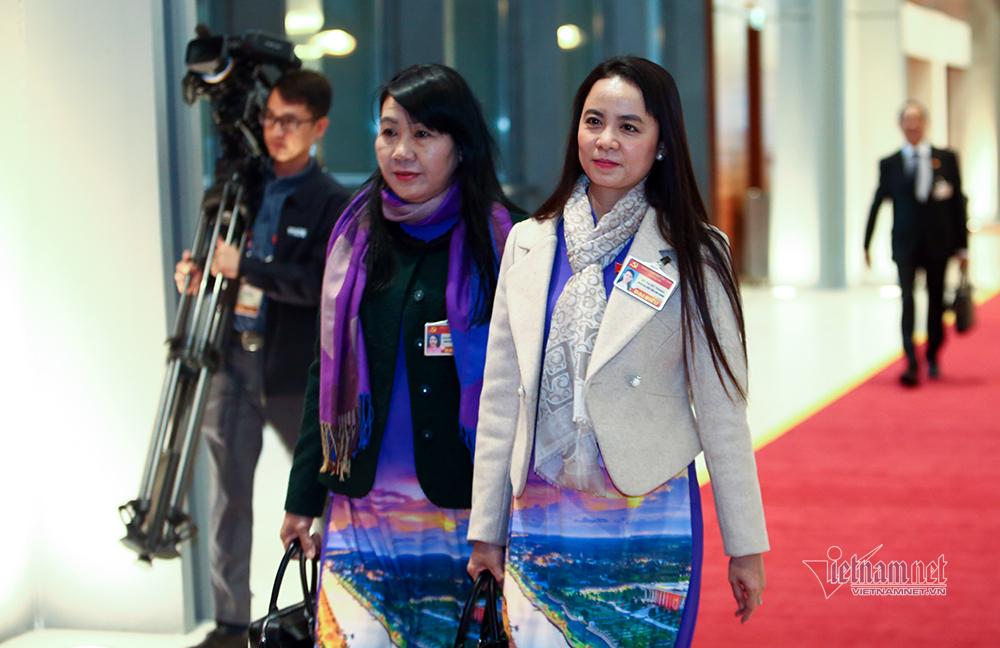 Các đại biểu dự phiên họp trù bị Đại hội Đảng XIII