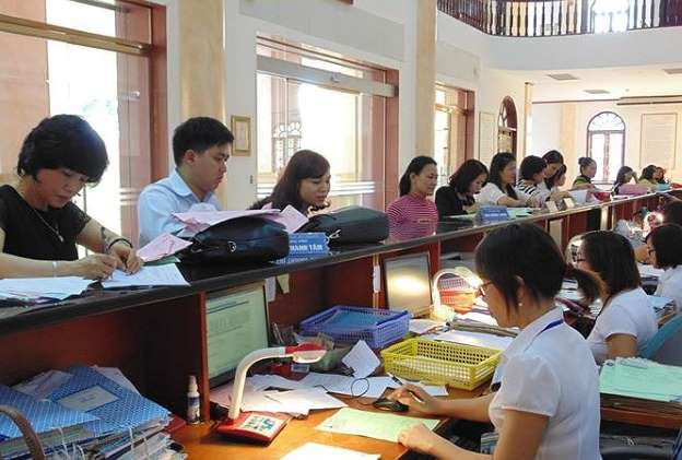 Các bảng lương mới của cán bộ, công chức, viên chức từ 1/7/2022