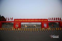 Hà Nội dừng các hoạt động xây dựng quanh Trung tâm Hội nghị Quốc gia
