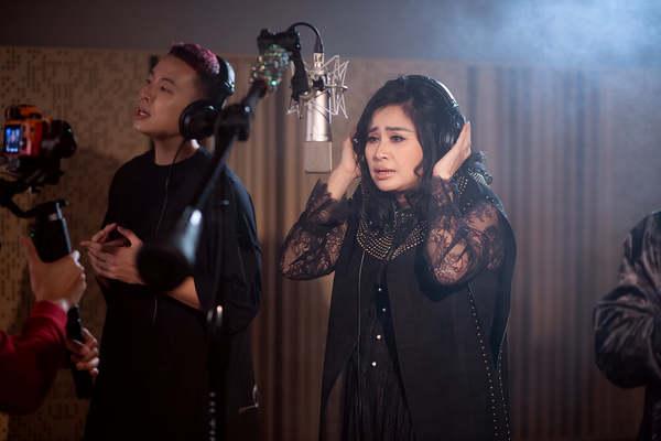 Thanh Lam hát nhạc Trịnh cùng nhóm Da Lab