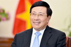 Looking back at Vietnam's external affairs over the past 35 years