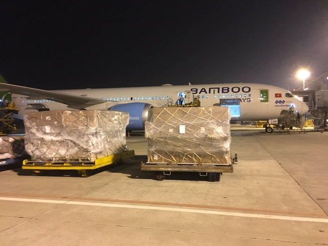 Hãng bay thua lỗ, logistic hàng không vẫn lãi trong quý IV/2020