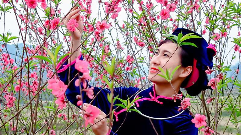 Lễ hội hoa Đào Xứ Lạng Xuân Tân Sửu năm 2021