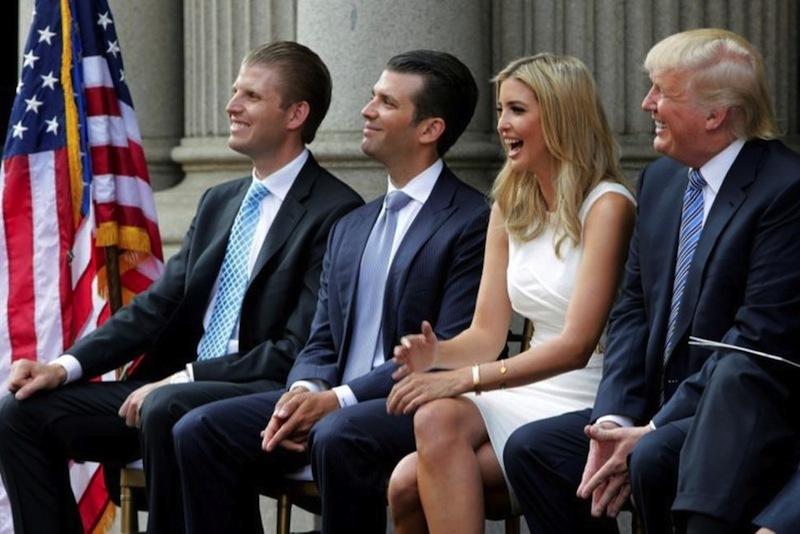 Tương lai gia đình ông Trump hậu Nhà Trắng sẽ ra sao?