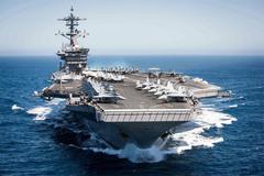 Trung Quốc phản ứng việc Mỹ đưa tàu sân bay đến Biển Đông