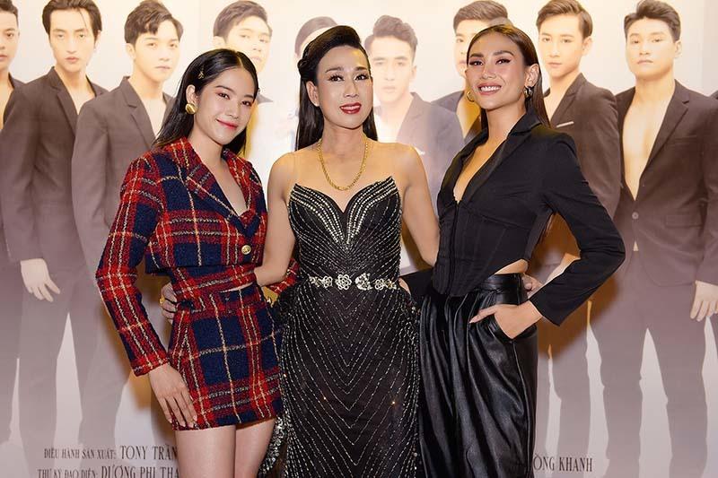 NSƯT Trịnh Kim Chi khâm phục người đẹp chuyển giới Hà Kiều Anh