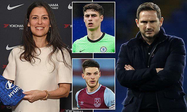 """Lampard """"bay ghế"""" vì xung đột lớn với nữ Giám đốc Chelsea"""
