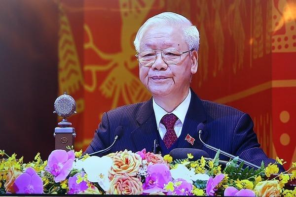 Tổng Bí thư, Chủ tịch nước: Nhân dân chờ mong vào những quyết sách của Đại hội XIII