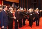 Hình ảnh lãnh đạo Đảng, Nhà nước dự khai mạc Đại hội Đảng lần thứ XIII