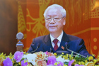 Tổng Bí thư, Chủ tịch nước: Lấy hạnh phúc của nhân dân là mục tiêu phấn đấu