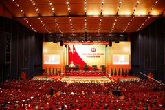 13th National Party Congress: Stepping up renewal process, rapid and sustainable national development