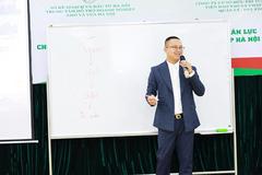 CEO Vũ Việt Linh chia sẻ bí quyết 'giữ chân' khách hàng trên Shopee