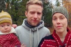 Gia đình sống tách biệt với thế giới trong 8 năm