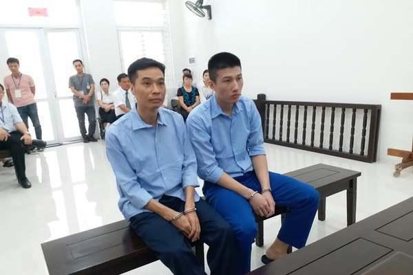 Hai cựu cảnh sát vòi hối lộ 150 triệu ở Hà Nội được giám án