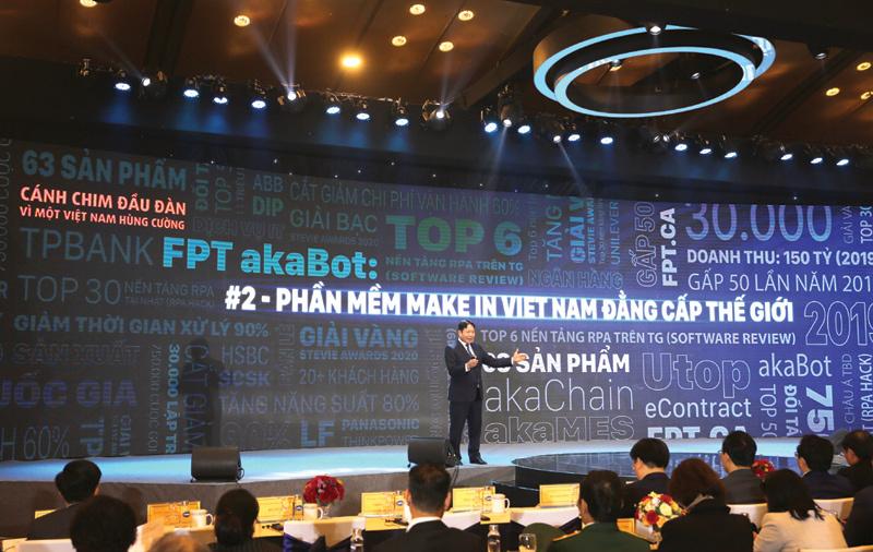 Doanh nghiệp công nghệ số Việt: Thành công tạo nên từ khát vọng