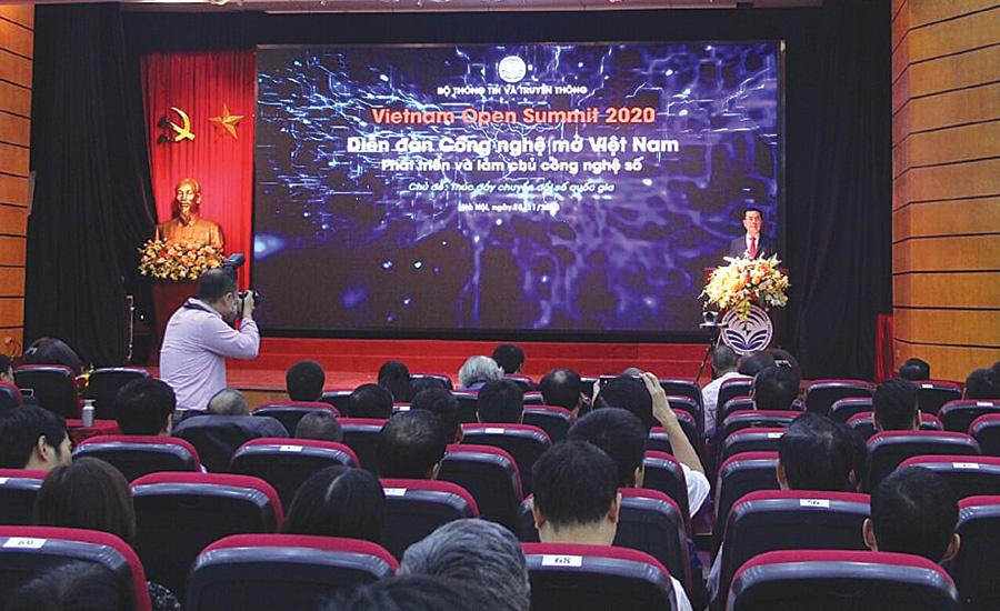 Công nghệ mở: Con đường phát triển công nghệ Việt Nam thúc đẩy chuyển đổi số