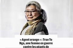 Vietnamese AO lawsuit makes French headlines
