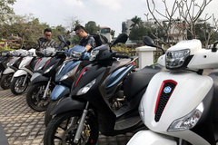 After 30-year boom, motorbike market sees decline in sales